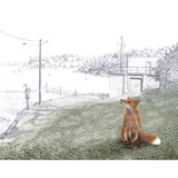 Narelda_Joy_Illustration_3D_collage_fox6